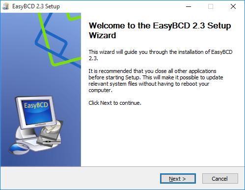 EasyBCD - NeoSmart Technologies