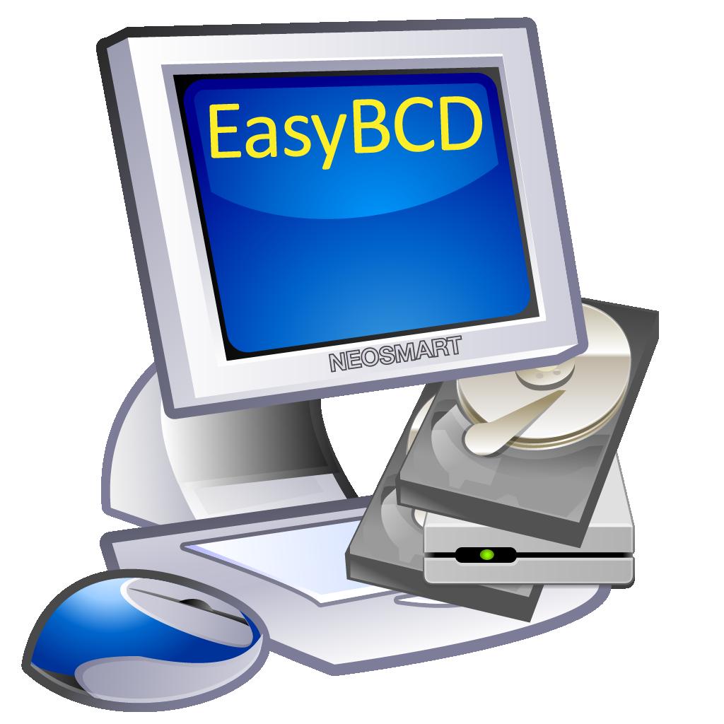 New EasyBCD Logo