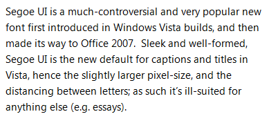 microsoft windows vista a comprehensive look essay Microsoft launched its most well-known logo on january 5, 1987, and since then, has been cherished by many it was dropped on august 22, 2012, but it's still used on older products and some portals (most notably the windows/microsoft update website in windows xp, the microsoft update site in windows vista, and the documentation.