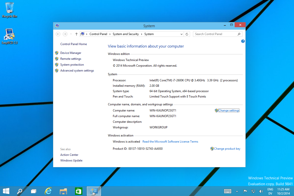 how to delete system image windows 10