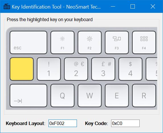 Easy Window Switcher 1 1 0 with international keyboard support