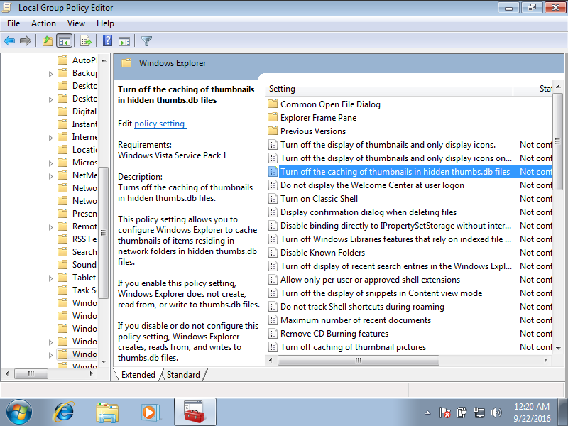 how to open group policy in windows 7