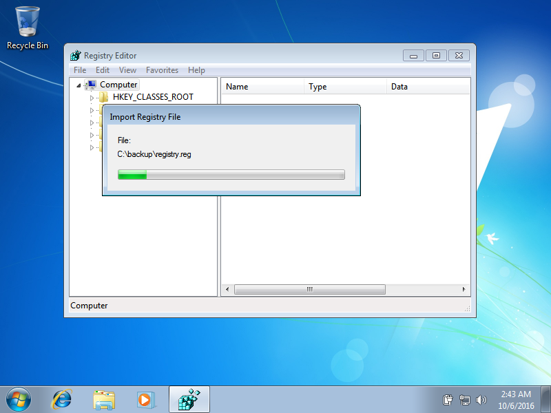 how to open registry in windows 8