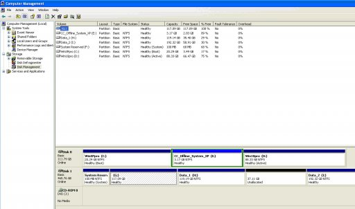 Windows disk management - booted to WinXP.jpg