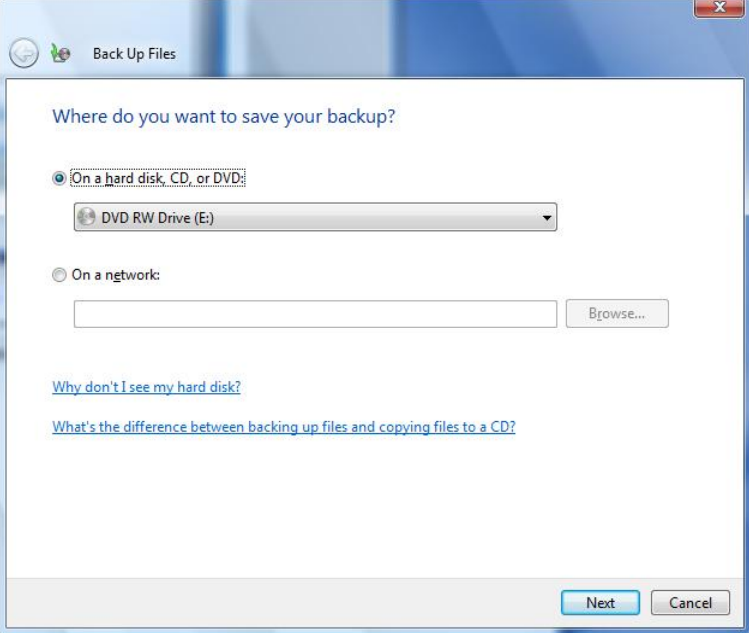 hard drive not installed dell