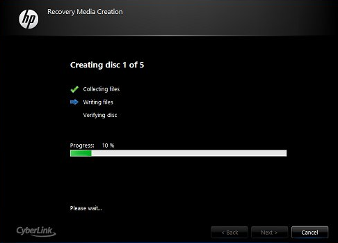 hp pavilion windows 7 recovery disk download