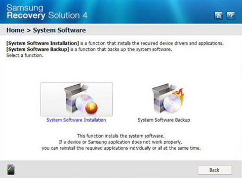 System Software Installation