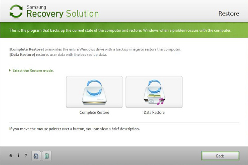 windows 8 how to use recovery disk